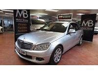 2008 MERCEDES BENZ C CLASS C180K SE Auto Bluetooth PDC Auto Lights