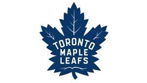 Leafs vs. Canadiens  - Home Opener - Oct. 3