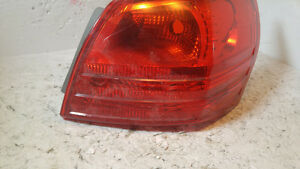 ROGUE 2008 2009 2010 2011 2012 2013 2014 2015 TAIL LIGHT