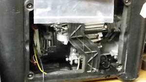 Génératrice champion 2000 watts à réparer