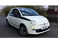 2016 Fiat 500 1.2 Cult Manual Petrol Hatchback