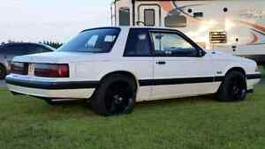 1990 Mustang 5.0 fox body