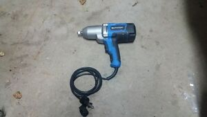 Mastercraft 1/2 Electric Impact Gun