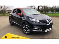 2014 Renault Captur 0.9 TCE 90 Dynamique MediaNav Manual Petrol Hatchback