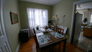 Beautiful and Bright 4 1/2 for rent in Villeray
