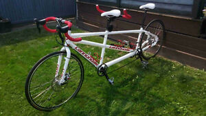 Tandem bike for sale, new price