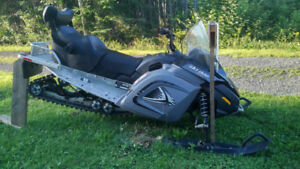 PPU   2007 Expedition  two up ski doo