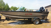 2014 Lund Crossover 1875 XS 1 Left