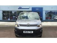 2020 Citroen Berlingo M Diesel 1.5 BlueHDi 1000Kg Enterprise 130ps [6speed] [S/S