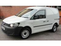 2013 Volkswagen Caddy 1.6TDI ( 102PS ) C20 SAT NAV+ BLUETOOTH ONLY 42000 MILES!