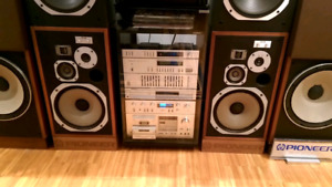 Looking for unwanted stereo components & speakers