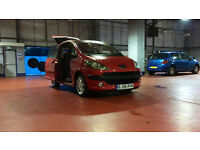 Peugeot 1007 1.4 SPORT**AUTOMATIC**ONLY 19,000 MILES**PSH**1 OWNER**