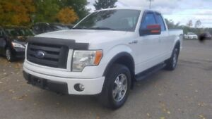 Ford F-150 4WD SuperCab FX4 2010