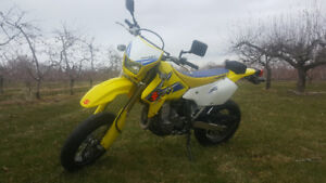 2006 SUZUKI DRZ400SM   SUPERMOTO .. SHOWROOM CONDITION