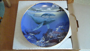 "Reco ""Our Cherished Seas"" Plates"