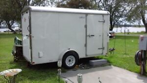 Cargo Trailer for sale--Please call 613-933-3566