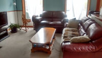 Fully Furnished Room for Jan. 1st - by week or month