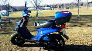 Yamaha Scooter 50cc. Very Clean. Mint Condition