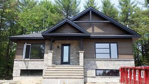 Magnifique maison neuve à louer. Option achat disponible