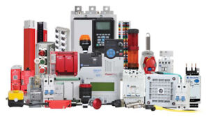 Surplus Industrial parts Inventory, electrical, mechanical