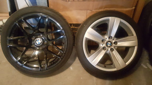 "19"" & 18"" BMW Wheels For Sale"
