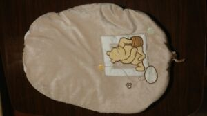 Car seat baby bunting bag - like new