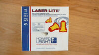 Laser Lite Uncorded Foam Earplugs Howard Leight - $10 (Vancouver