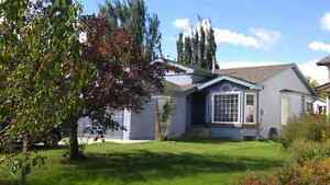Furnished St. Albert home for rent