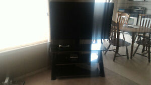 50'' tv with stand