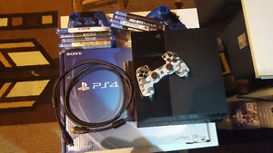 PS4 500 GB Bundle