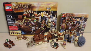 Lego The Hobbit Barrel Escape Set # 79004 Grand Bend