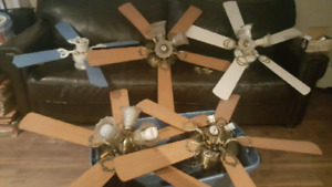 Free ceiling fans