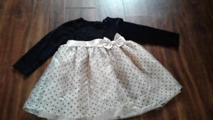 Girls Party Dress Size 2T/3T