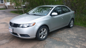 2010 Kia Forte EX Manual