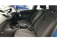 Ford Fiesta 1.5 TDCi Zetec 5dr with City P Hatchback Diesel Manual