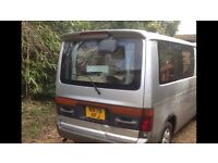 SWAP - I have a Mazda Bongo that I would like to swap for a Caravan !