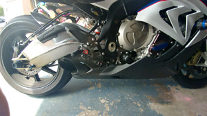Taylor made full exhaust system for 2015-2016 bmw s1000rr
