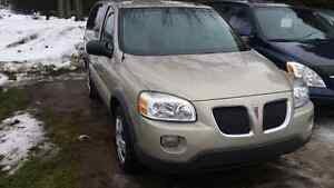2008 pontiac montana sv6 safety and e-test included London Ontario image 3