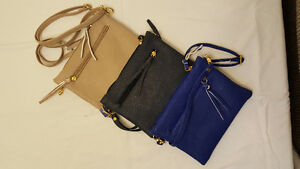 Set of 3 new handbags