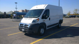 2018 Ram Promaster 1500 high roof