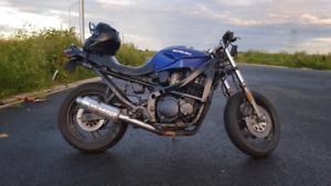 Gsx600f Katana custom open to trades