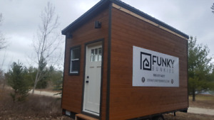 PRICED TO SELL! 128 sq ft Bunky on Wheels