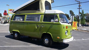 Looking for a vw vanagon, westfalia