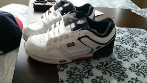 Size 8.5 DVS shoes - brand new condition Prince George British Columbia image 1