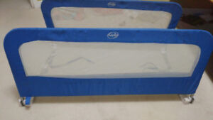 Double Bed rail (Blue)