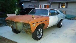 1972 Chevy Nova, California Car