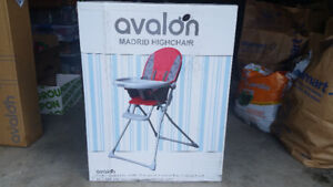 Baby High Chair For Sale (Brand New)