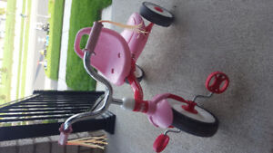 Radio flyer tricycle toddler