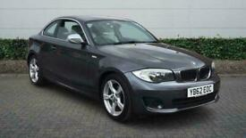 image for 2012 BMW 1 Series 118d Exclusive Edition 2Dr Step Auto Automatic Coupe Diesel Au