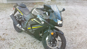 NINJA 250rse for sale